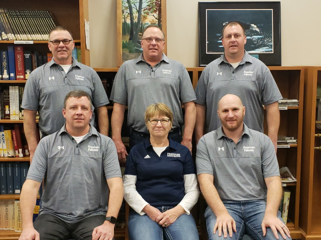 Freeman School Board 2019