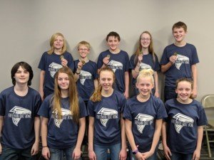 JH Quiz Bowl Team